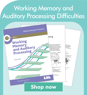 Working Memory and Auditory Processing Difficulties
