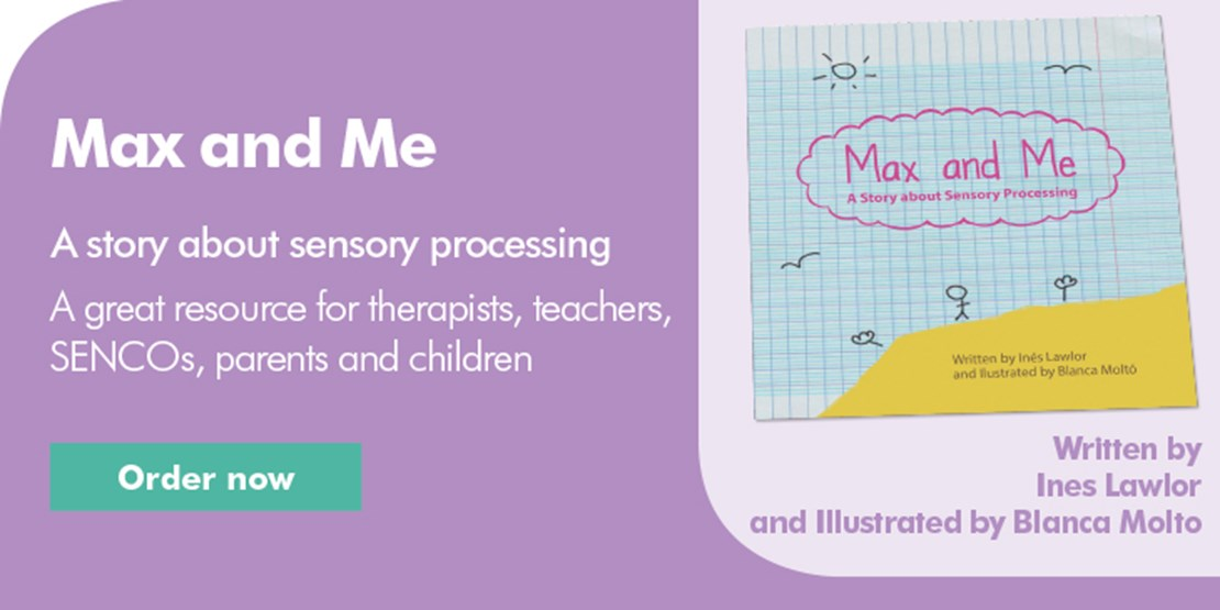Max and Me for Sensory Processing