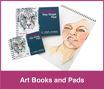 Art Books and Pads