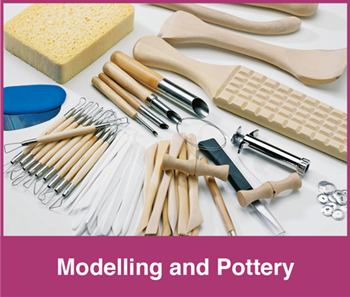 Modelling and Pottery