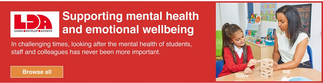 Supporting mental health & wellbeing